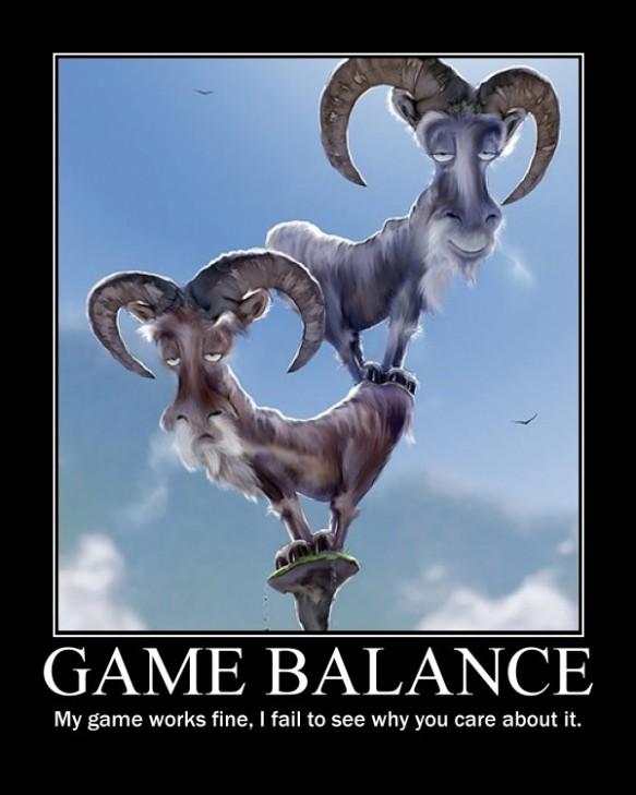 GameBalance